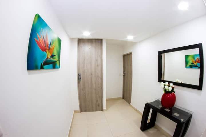 502-2 Apartamento Lujoso, Económico