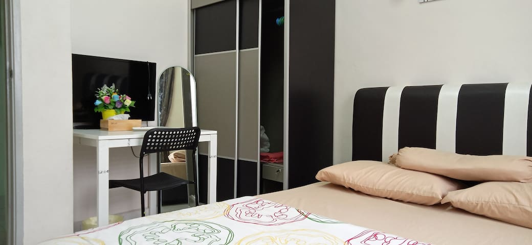 Be My Guest (Private Room + Shared Living Room)