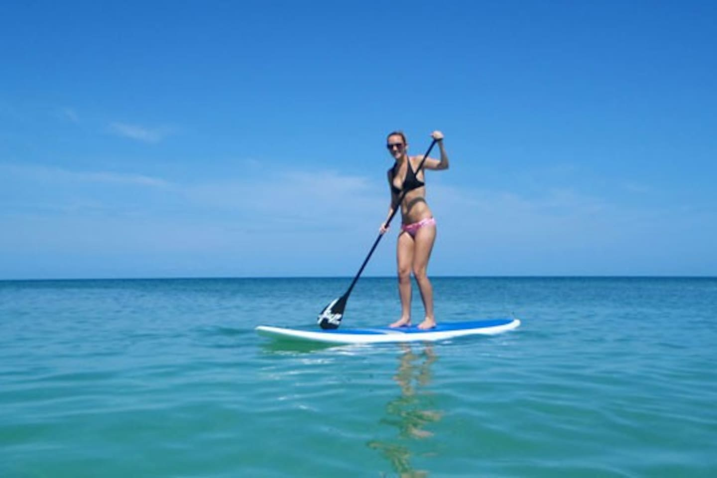Paddle Boarding the Gulf - rentals nearby