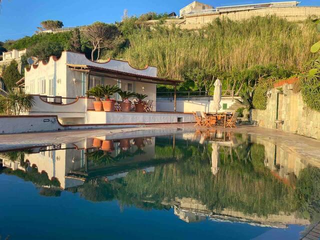 Villa la Dimora di Zoè, Ischia