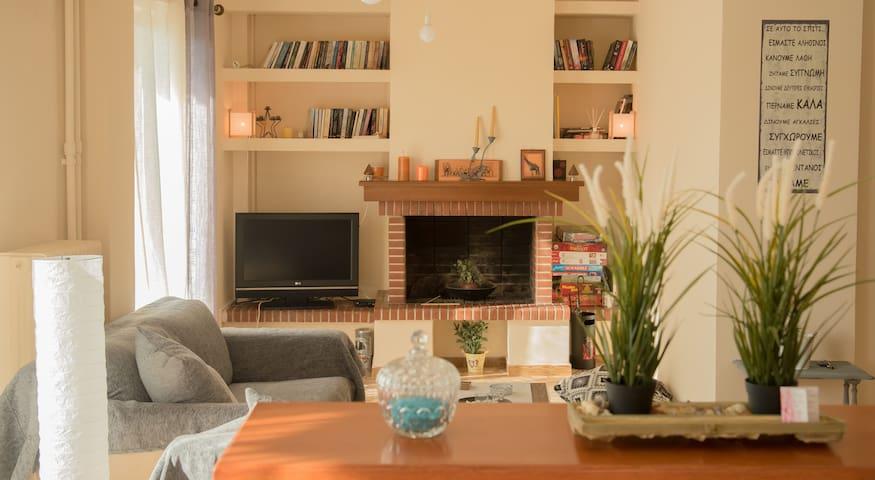 Οικογενειακό διαμέρισμα 110τμ