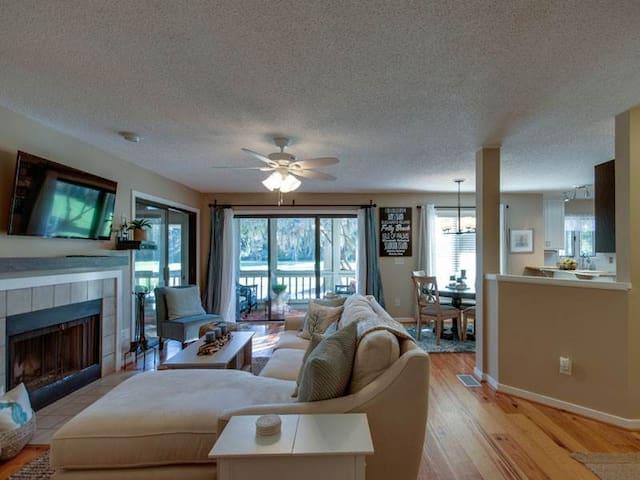 Live Oak Villas 2777 - Seabrook Island - Casa de camp