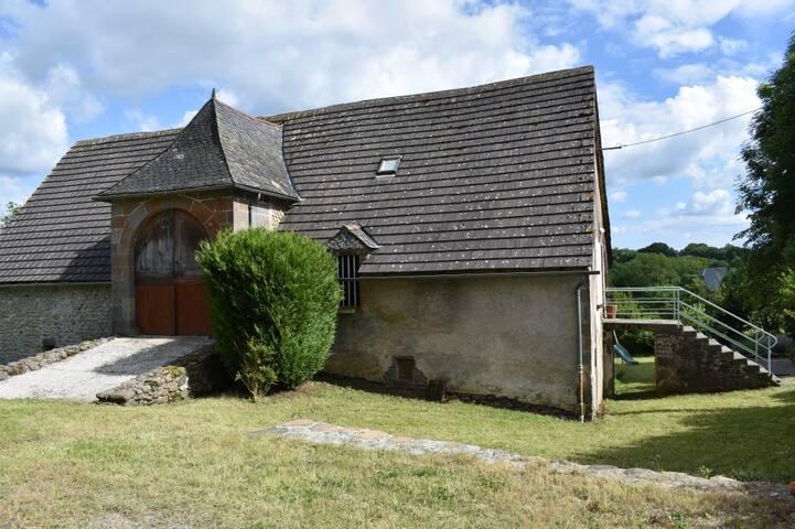 Maison de vacances près de Salers