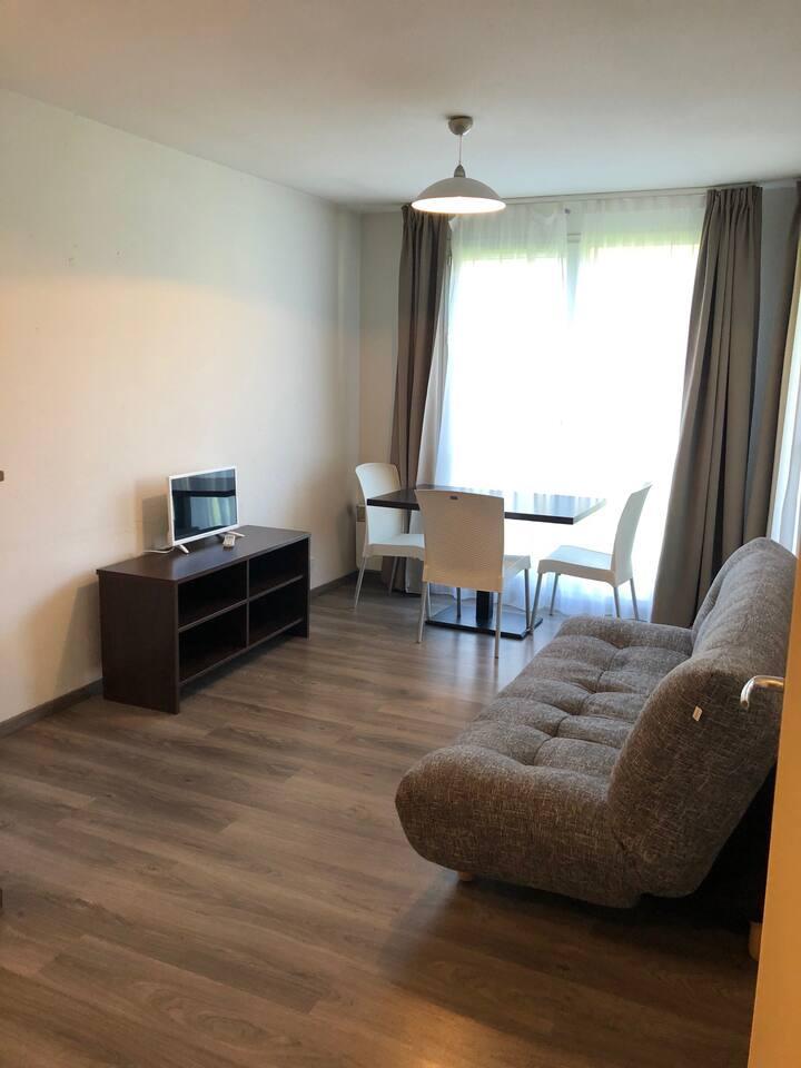 Appartement de vacances aux portes de Honfleur