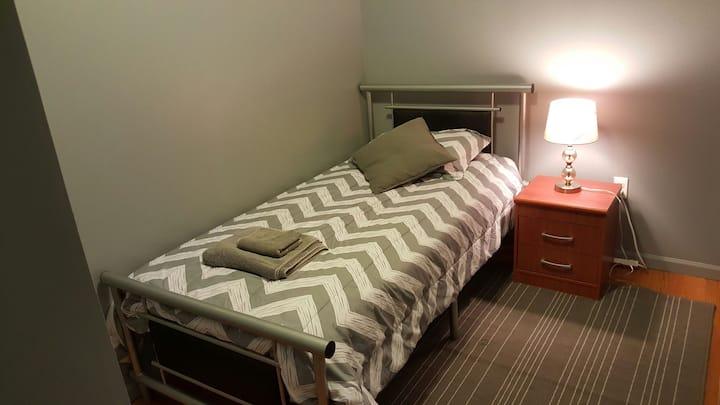 Private Small Grey Room