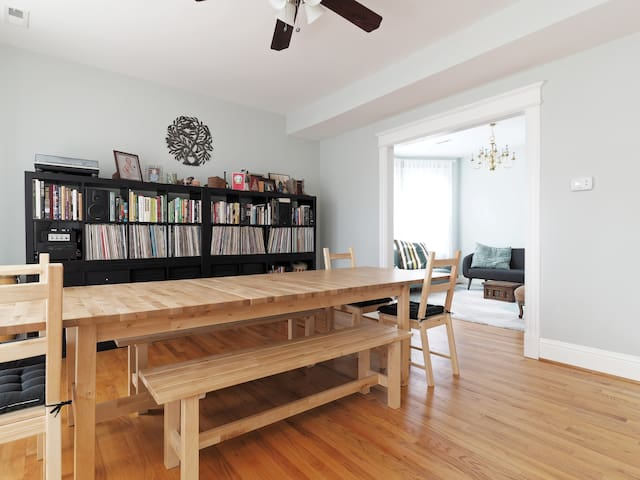 Family Home 12 min. to U.S. Capitol - Riverdale Park - Casa