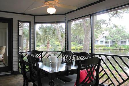 5505 Turtle Cove Villa - Kiawah Island