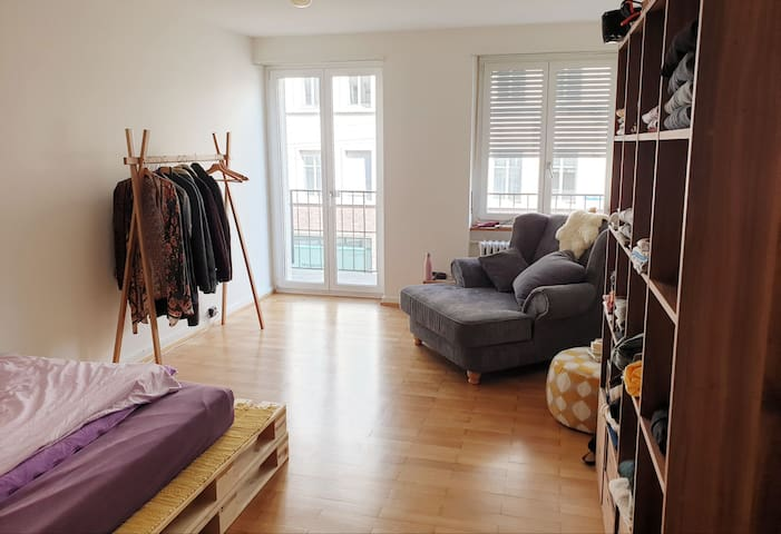 Charming apartment, in the heart of Basel