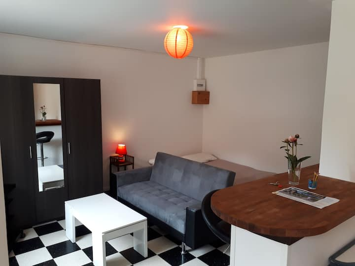 Appartement type F1, 800m de la plage de Puys