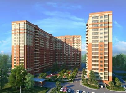 1-комн. квартира с прекрасным видом в Putilkovo