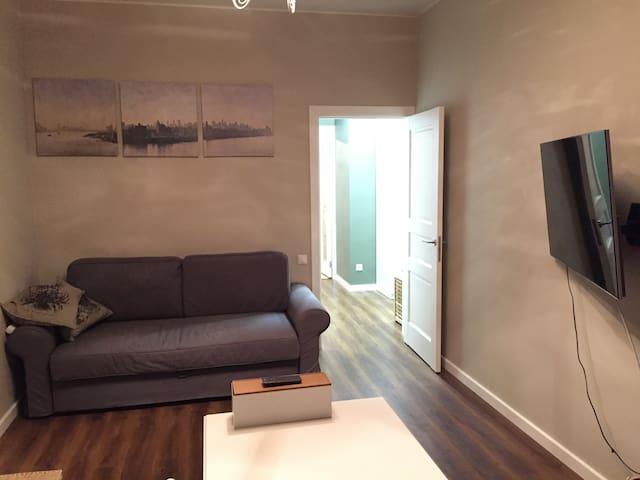 Просторная квартира для отдыха - Раменское - Apartamento