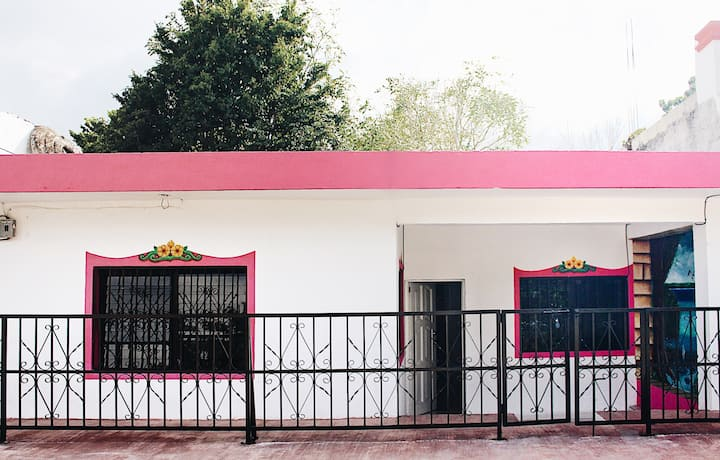 Casa La Antigua, Centro AA WIFI TV, Parking free