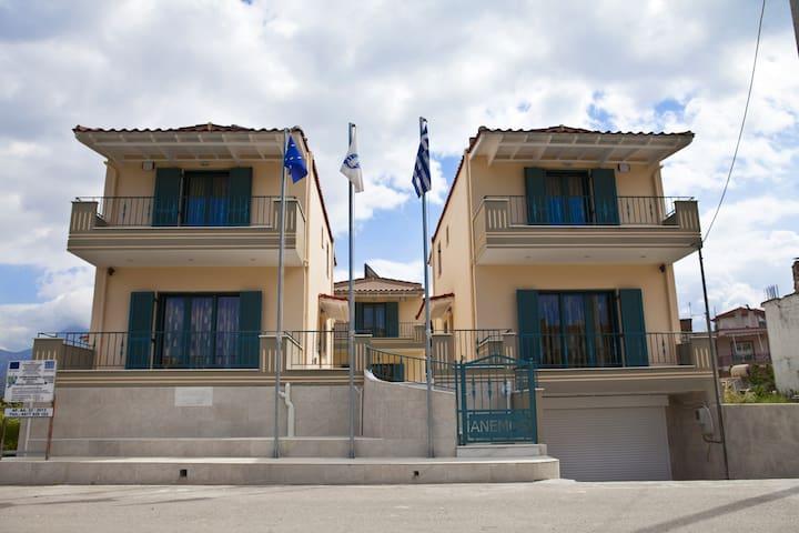 Anemos Villas - Τρεις Πλήρως Εξοπλισμένες Βίλλες - Mitikas - Villa