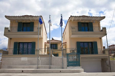 Anemos Villas - Τρεις Πλήρως Εξοπλισμένες Βίλλες - Mitikas