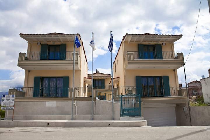 Anemos Villas - Τρεις Πλήρως Εξοπλισμένες Βίλλες