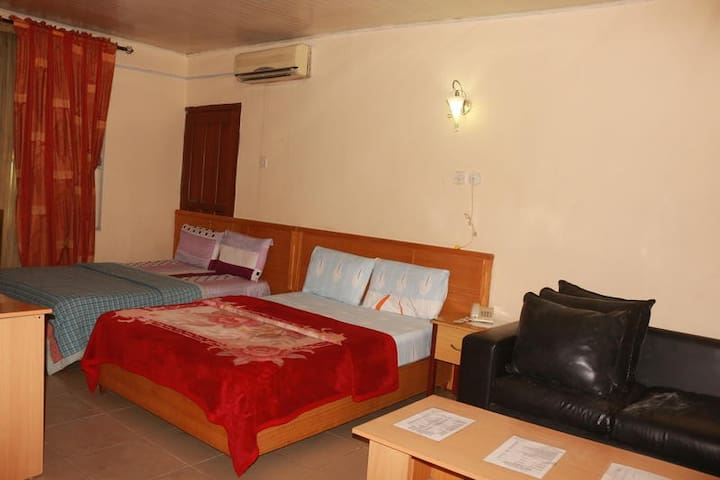 Planet Guest House - Standard Double Room