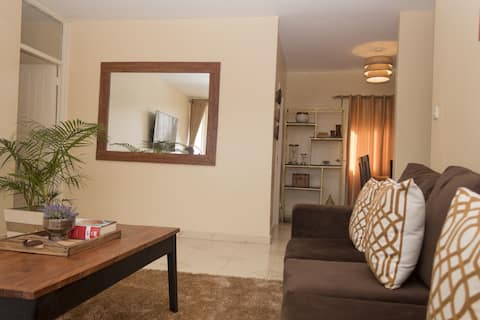 Cosy Kampala apartment at the heart of Bugolobi