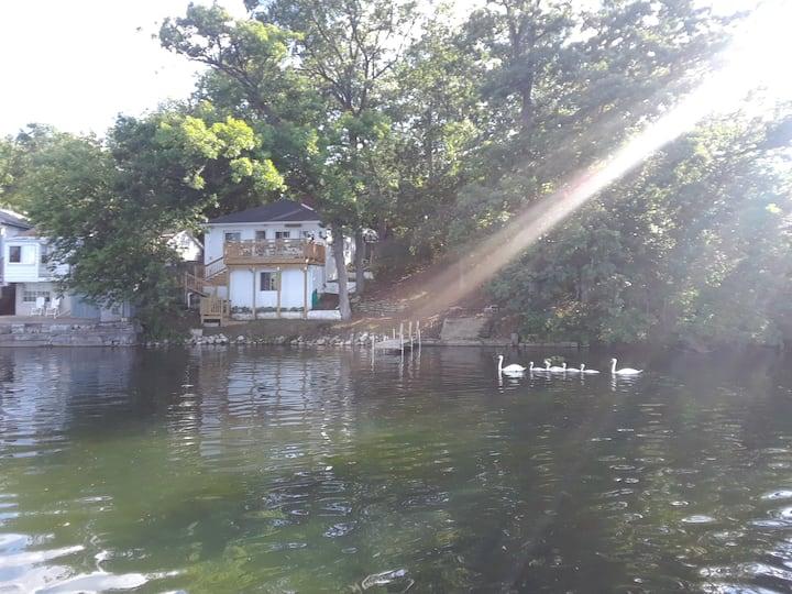 Paquette's Lakehouse