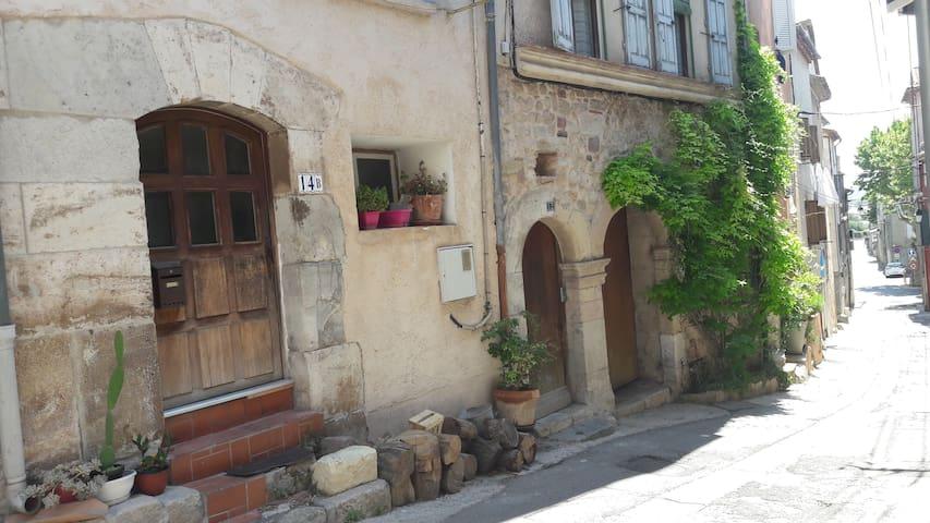 Maison de village provençal 19 è