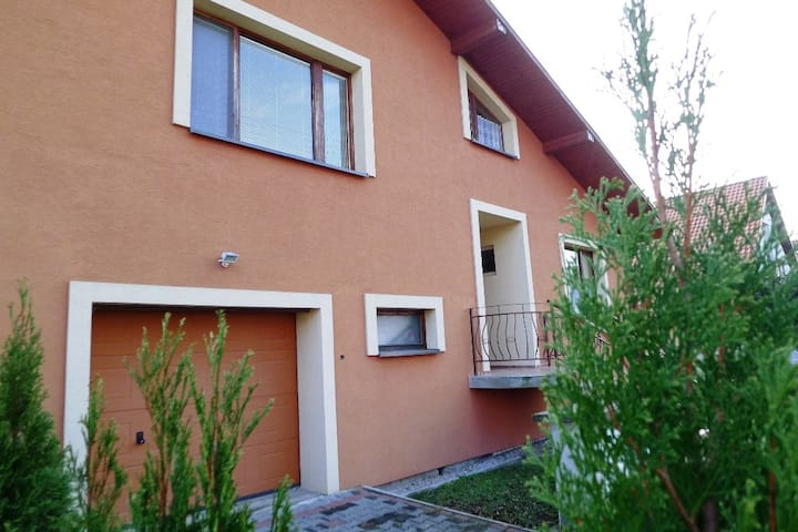 Relax house with multiple rooms - Smolenice