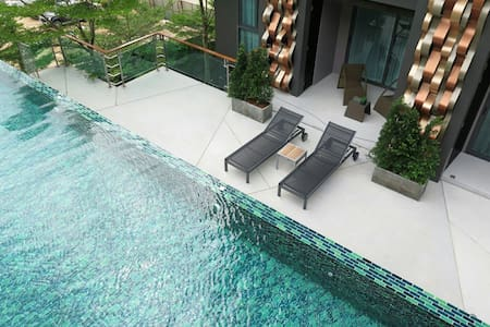 TRIPLE 4BR PENTHOUSE @ EMERALD TERRACE Patong Hill - Patong beach