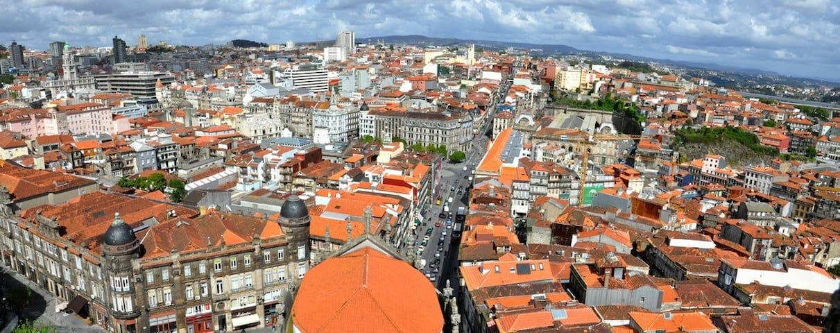 Cosy Loft Duplex with balcony - Porto - Loft