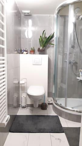 Salle de bain entiere