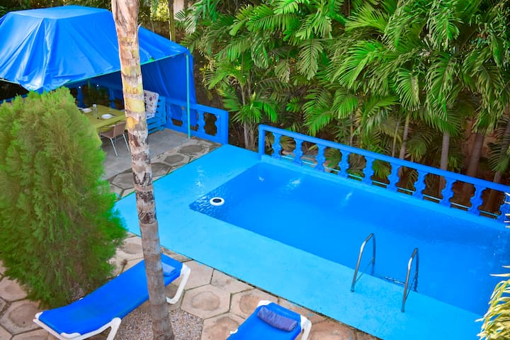 2-APARTHOTEL ACUARIUS-BAR-POOL-JACUZZI