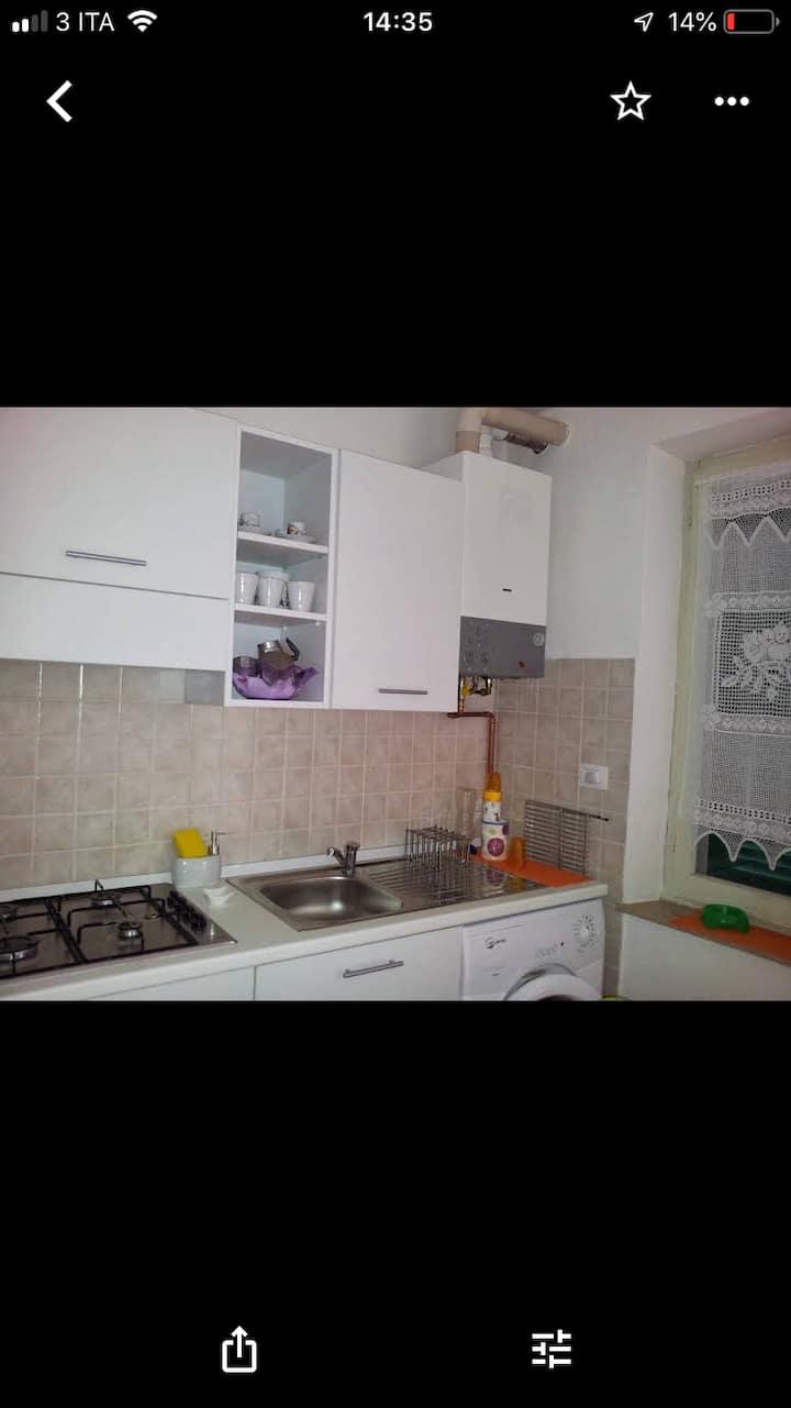 Appartamento al centro storico di Matelica