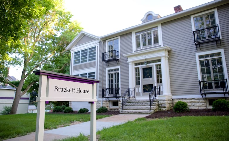 Brackett House Bed and Breakfast - Harriette Room