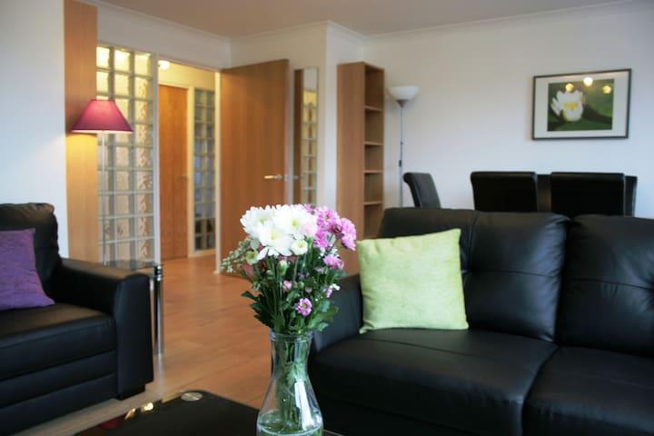 St Andrews, Glasgow Green Apartment