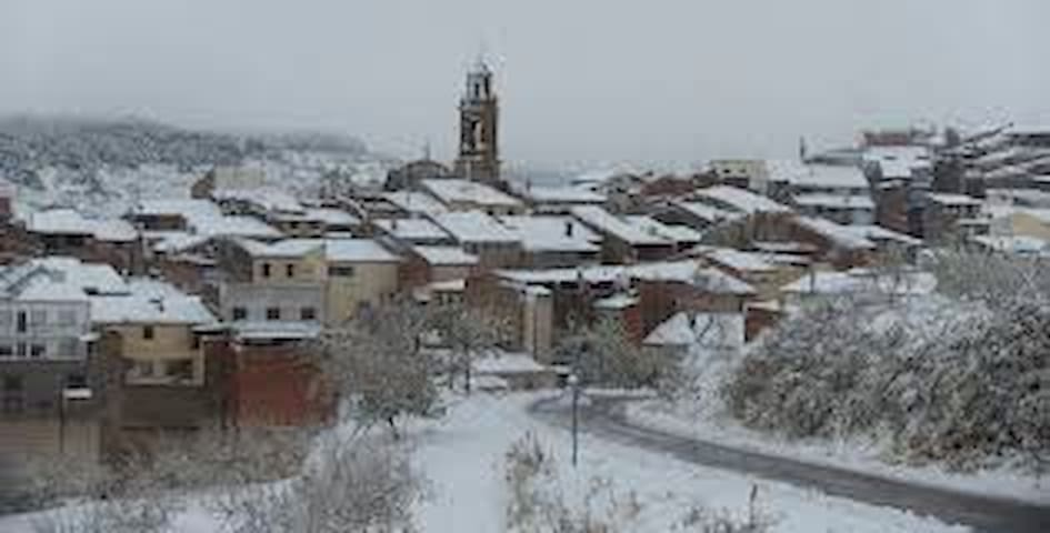 PRECIOSA CASA EN VILANOVA DE LA SAL (Lleida) - Vilanova de la Sal - บ้าน