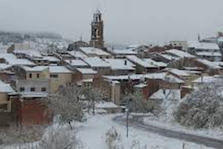 PRECIOSA CASA EN VILANOVA DE LA SAL (Lleida) - Vilanova de la Sal - House