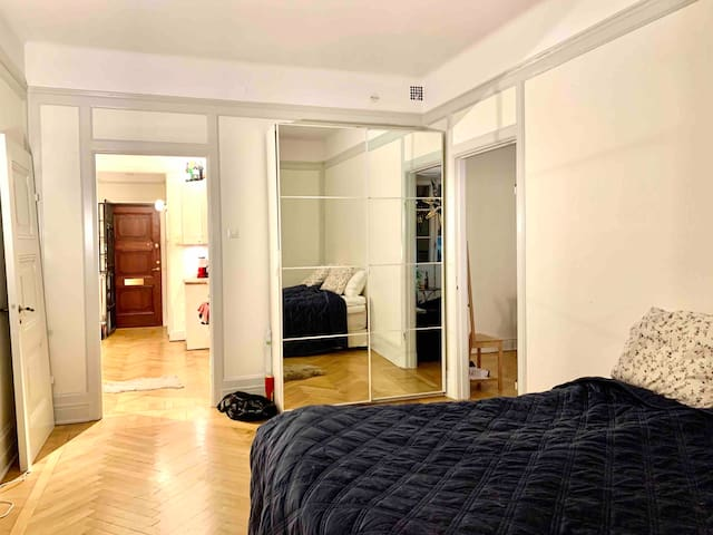Beautiful apartment a very attractive location