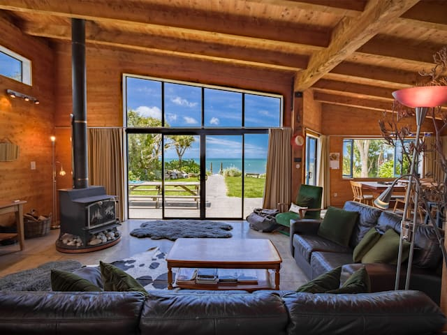 Mohua - Pakawau Holiday Home