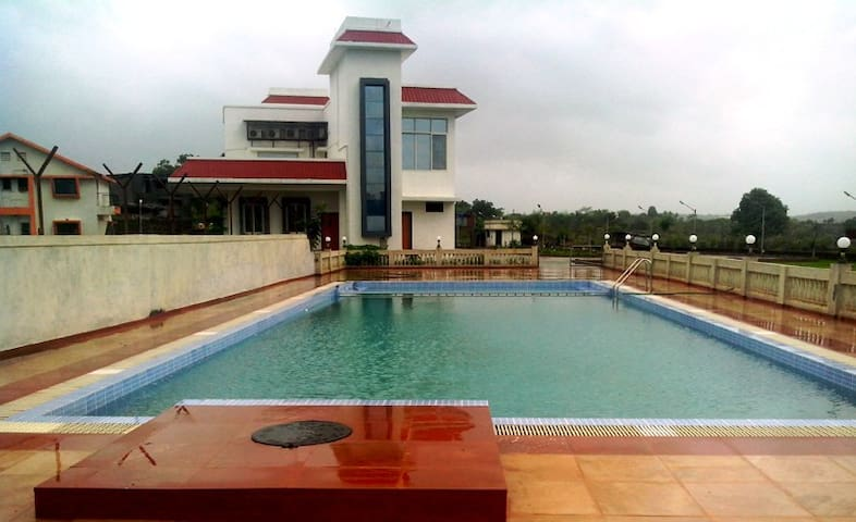 Club Karjat with Swimming pool - Karjat