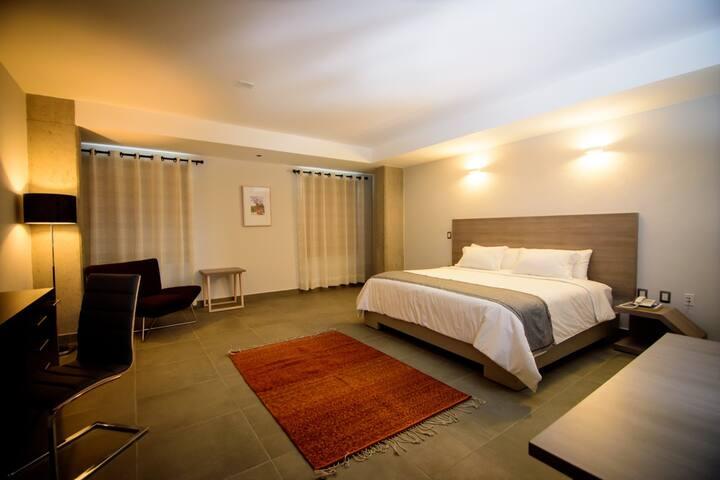 Suite X en Hotel María Inés - San Agustín de las Juntas - Boutique hotel