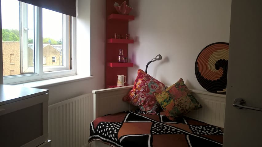 Sweet single room in very cool area of East London - London - Apartment