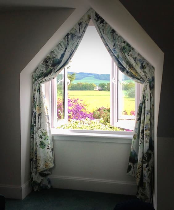Clever curtains....