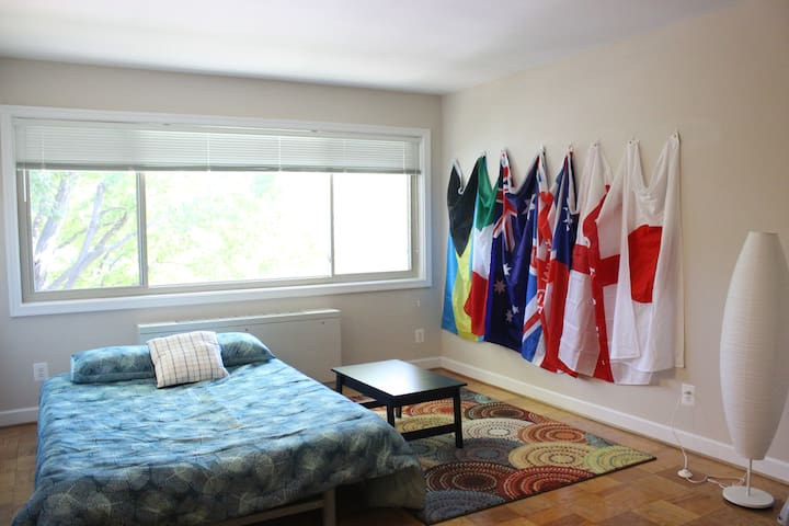Cozy, Simple Apt close to DC - Falls Church - Pis