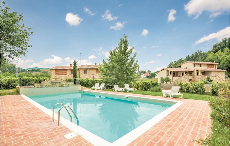 Holiday apartment with 1 bedroom on 48m² in Volterra -PI-