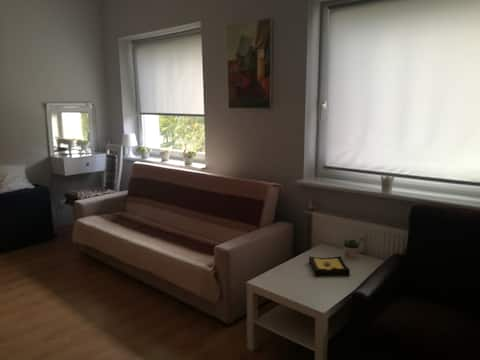 Apartament na Polnej w centrum
