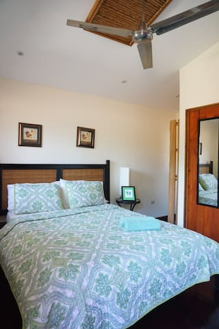 our budget rooms are clean, comfortable and simple