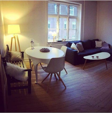 Cozy and homely apartment - Aalborg - Apartment