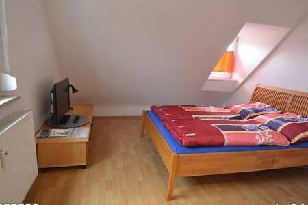 Apartment mit eigenem Bad+Küche