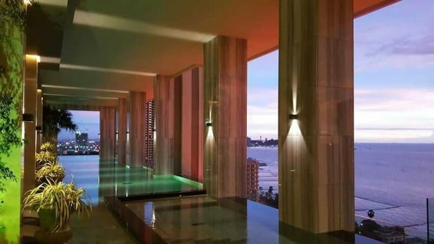 ❤ Brand new ❤Super Luxury  Sea+City view room