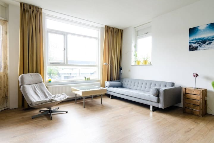 Colorful & Cosy APT for 4