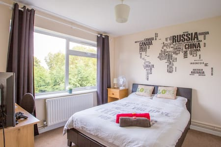 Lovely Apartment near Gatwick and London - Redhill