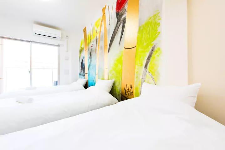 ♪New Open♪※wide gorgeous room 2※ - Nishi-ku, Ōsaka-shi - Wohnung
