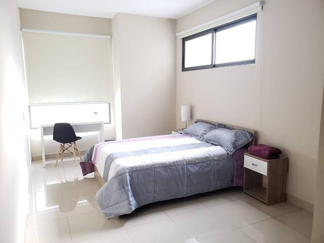 Cozy bedroom y Trendy Polanco